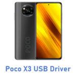 Poco X3 USB Driver