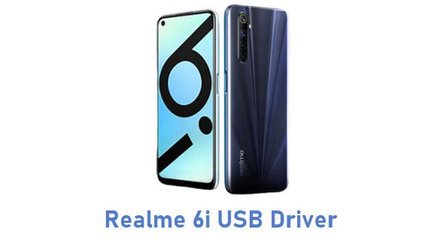 Realme 6i USB Driver