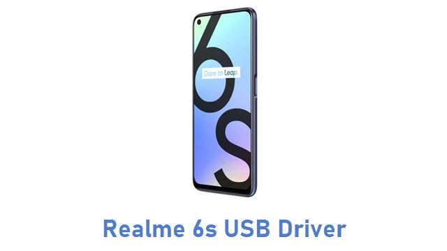 Realme 6s USB Driver