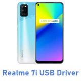 Realme 7i USB Driver