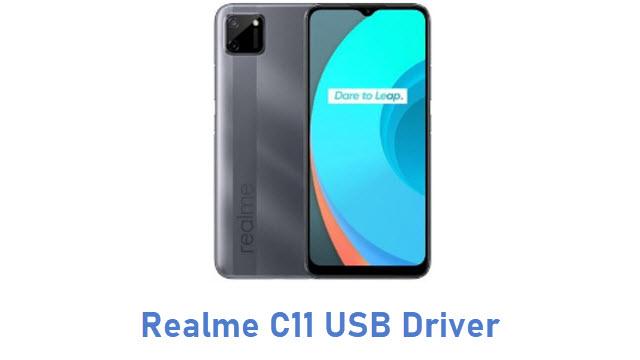 Realme C11 USB Driver