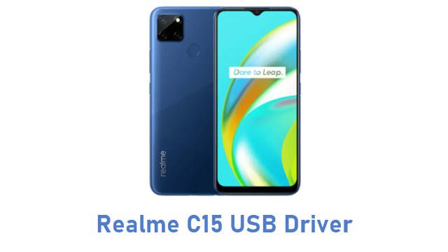 Realme C15 USB Driver