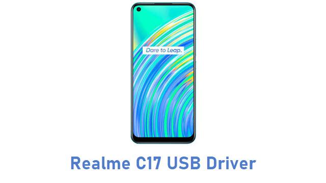 Realme C17 USB Driver
