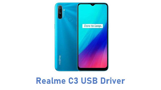Realme C3 USB Driver