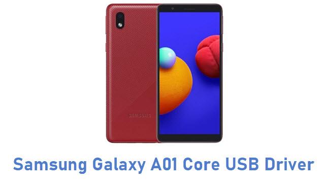 Samsung Galaxy A01 Core USB Driver