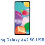 Samsung Galaxy A42 5G USB Driver