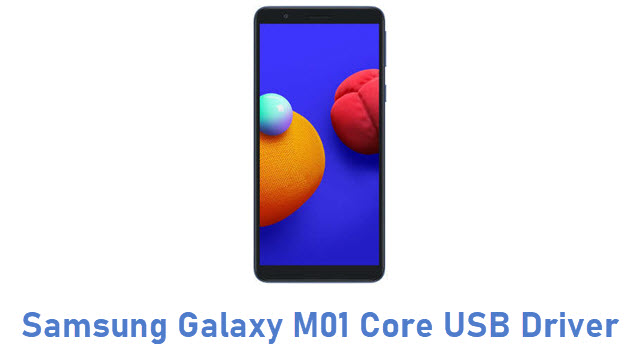 Samsung Galaxy M01 Core USB Driver