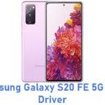 Samsung Galaxy S20 FE 5G USB Driver