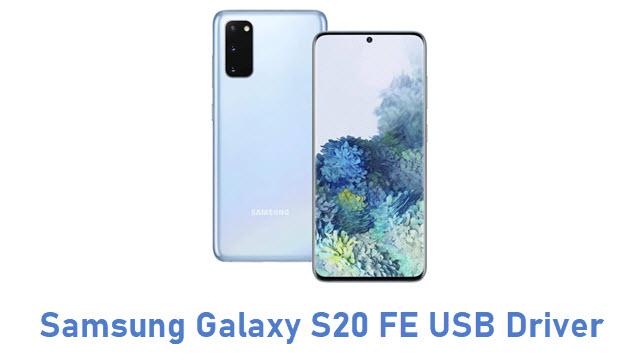 Samsung Galaxy S20 FE USB Driver