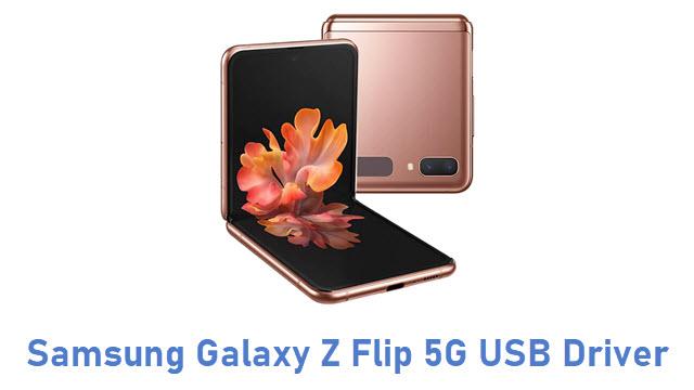 Samsung Galaxy Z Flip 5G USB Driver