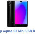 Sharp Aquos S3 Mini USB Driver