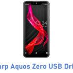 Sharp Aquos Zero USB Driver