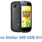 Spice Stellar 405 USB Driver