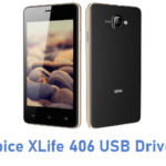 Spice XLife 406 USB Driver