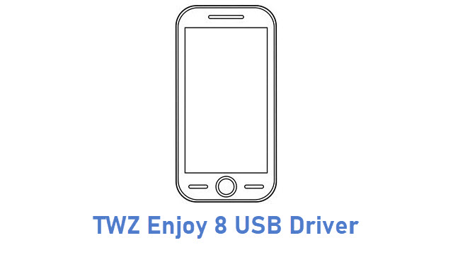 TWZ Enjoy 8 USB Driver