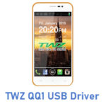 TWZ QQ1 USB Driver