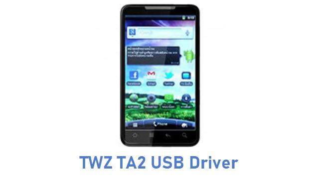 TWZ TA2 USB Driver