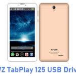 TWZ TabPlay 125 USB Driver
