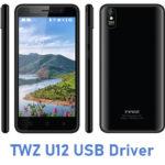 TWZ U12 USB Driver