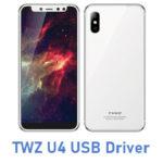 TWZ U4 USB Driver