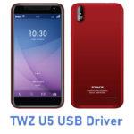 TWZ U5 USB Driver