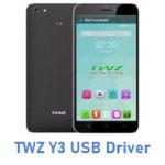 TWZ Y3 USB Driver