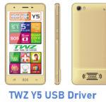 TWZ Y5 USB Driver