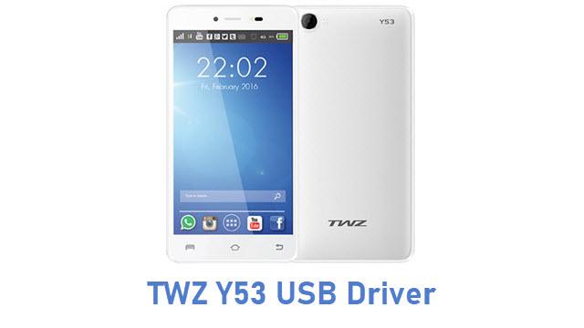 TWZ Y53 USB Driver
