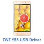 TWZ Y55 USB Driver
