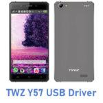 TWZ Y57 USB Driver