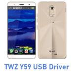 TWZ Y59 USB Driver
