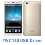 TWZ Y60 USB Driver