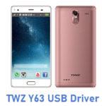 TWZ Y63 USB Driver