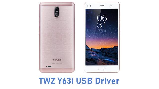 TWZ Y63i USB Driver