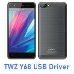 TWZ Y68 USB Driver