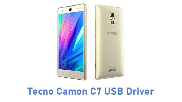 Tecno Camon C7 USB Driver