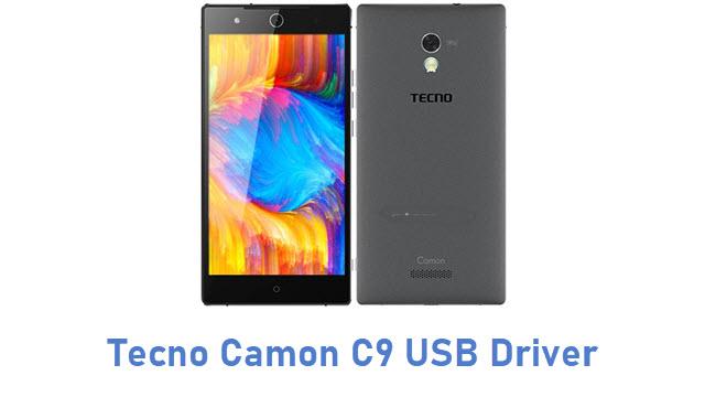 Tecno Camon C9 USB Driver