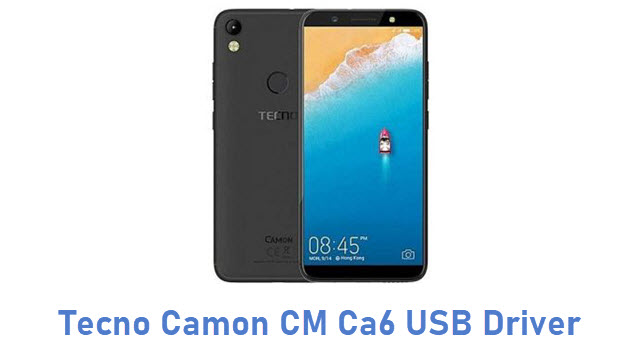 Tecno Camon CM Ca6 USB Driver