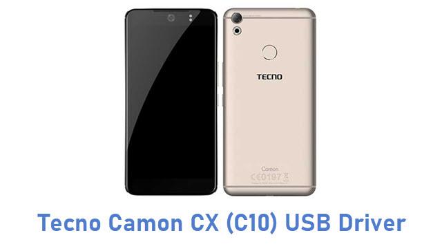 Tecno Camon CX (C10) USB Driver