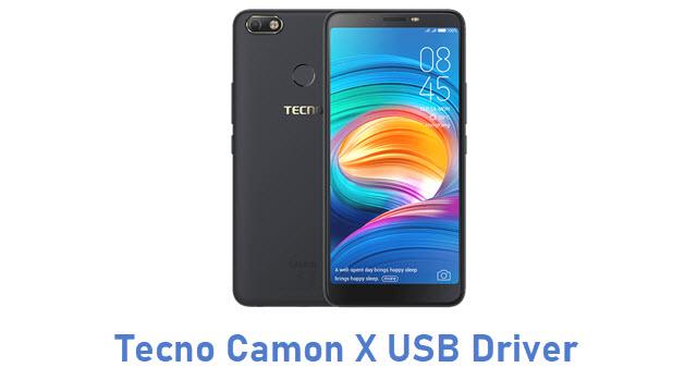 Tecno Camon X USB Driver
