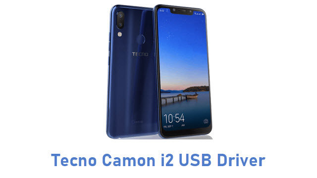Tecno Camon i2 USB Driver
