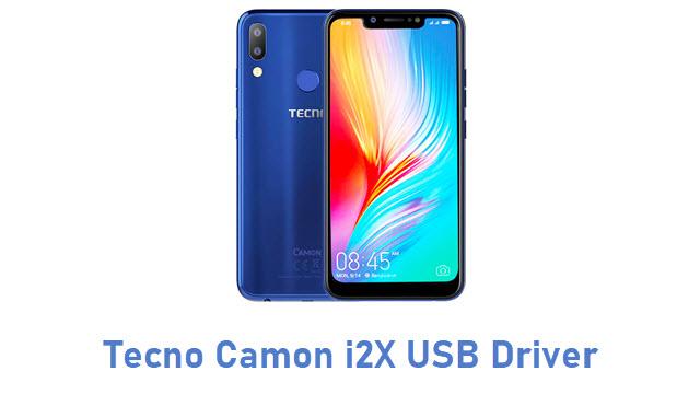 Tecno Camon i2X USB Driver