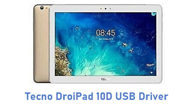 Tecno DroiPad 10D USB Driver