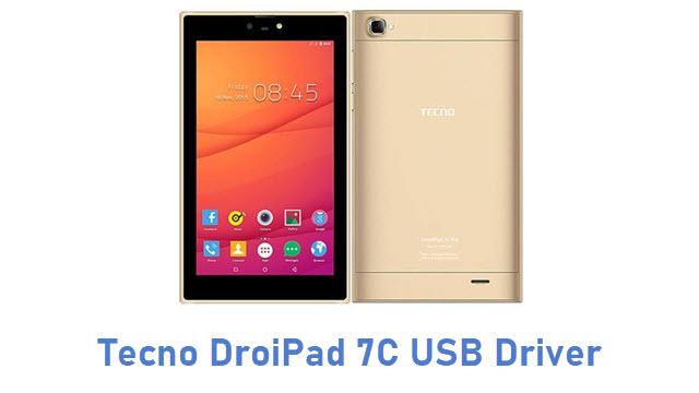 Tecno DroiPad 7C USB Driver