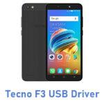 Tecno F3 USB Driver
