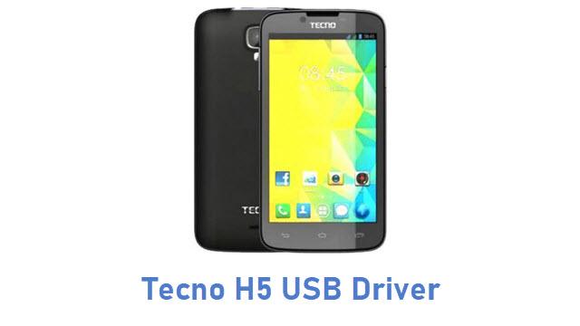 Tecno H5 USB Driver