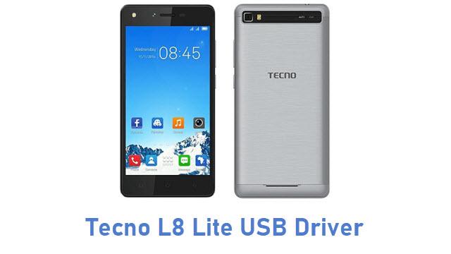 Tecno L8 Lite USB Driver