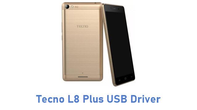 Tecno L8 Plus USB Driver