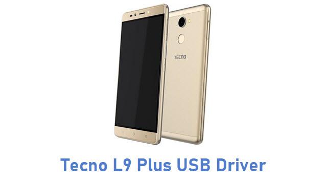 Tecno L9 Plus USB Driver