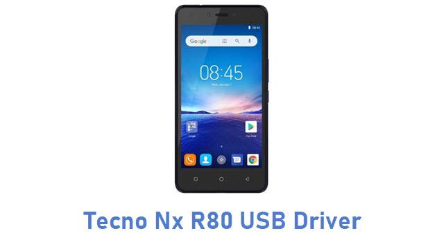Tecno Nx R80 USB Driver